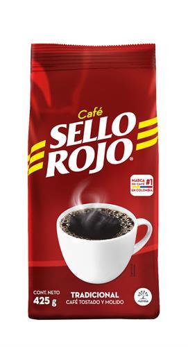 Foto CAFE TRADICIONAL 212GR SELLO ROJO DOYP de