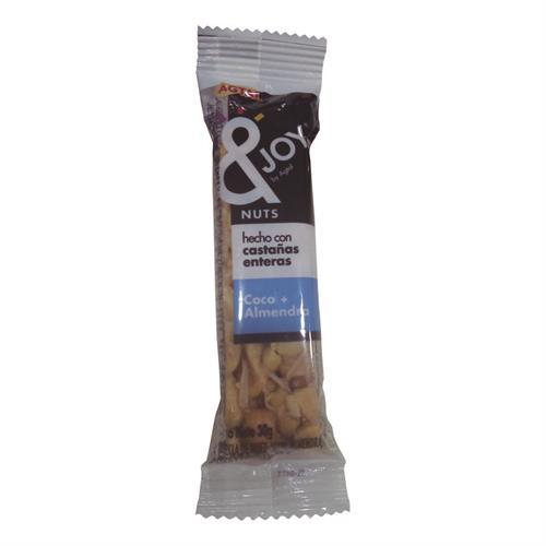 Foto CEREAL E/BARRA MIXED NUTS COCO ALMEND 30GR AGTAL PLAST de