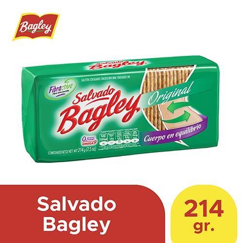 Foto GALLETIT SALVADO BAGLEY PAQ214 GR de