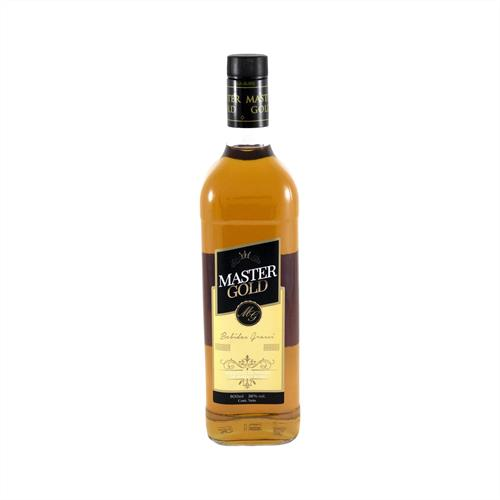 Foto WHISKY 900ML MASTER GOLD  de