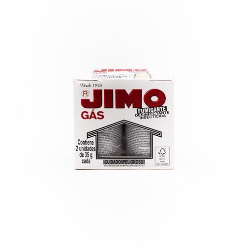 """Foto GAS FUMIGANTE """"JIMO"""" 2TUBOS X 35GR de"""