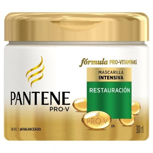 Foto MASCARA PARA CABELLO PANTENE RENOVA 300ML PANTENE x 3 de
