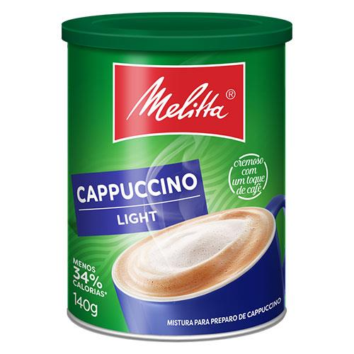 Foto CAFE PUCCINO LIGHT 140 GRS de