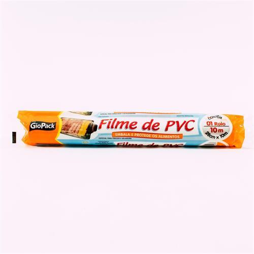 Foto FILME DE PVC 28CM 10M25 GIOPACK de