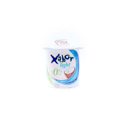 Foto YOGURT XABOR LIGHT COCO de