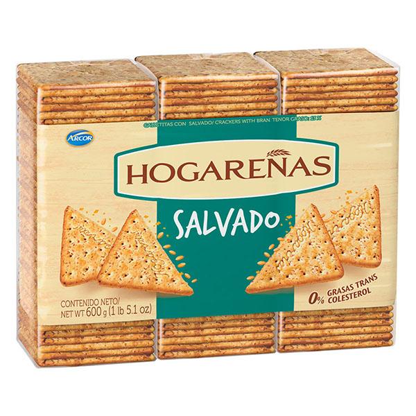 GALLETITAS HOGAREÑAS SALVADO ARCOR x3