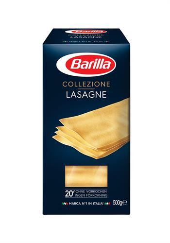 Foto LASAGNE BARILLA Nº 198 X500GR de