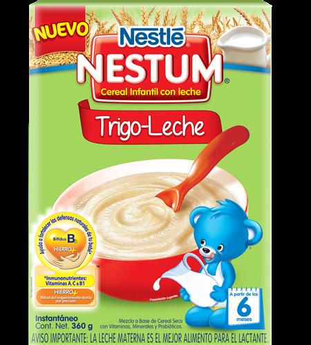 Foto CEREAL INFANTIL TRIGO/LECHE 250GR NESTUM CJA  de