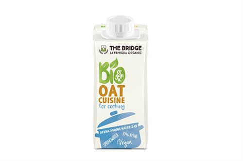 Foto BEBIDA BIO AVENA CUISINE 200ML THE BRIDGE TETRA de