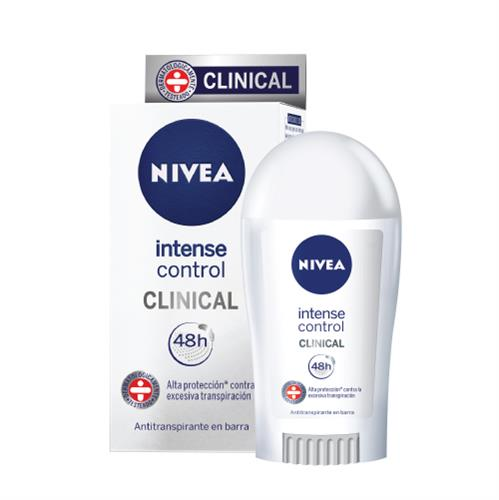 Foto DESODORANTE CLINICAL INTENSE CONTROL FOR WOMEN 42GR NIVEA CJA de