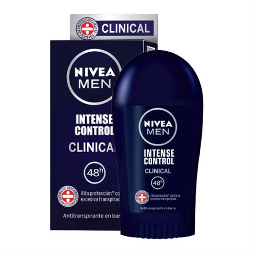 Foto DESODORANTE CLINICAL INTENSE CONTROL FOR MEN 42GR NIVEA CJA de