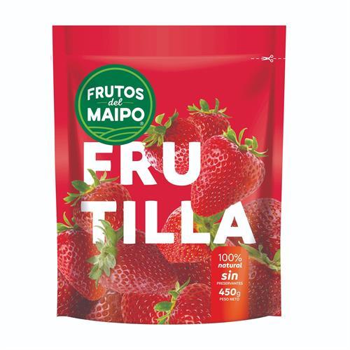 Foto FRUTILLAS 450GRA FRUTOS DEL MAIPO PAQ de