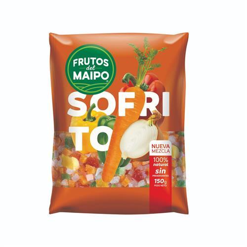 Foto SOFRITO 150GR FRUTOS DEL MAIPO PAQ de
