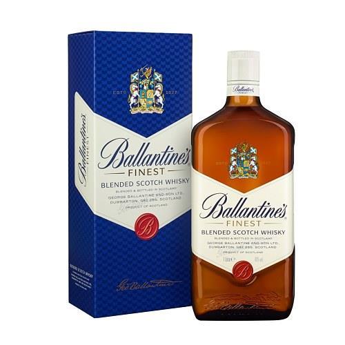 Foto Whisky BALLANTINES Finest 1 lt. de