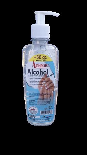 Foto ALCOHOL EN GEL AMANCAY EP 300ML de