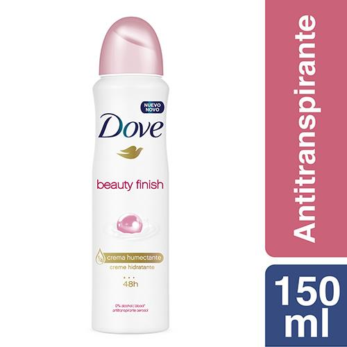 Foto DESODORANTE BEAUTY FINISH AEROSOL 150ML DOVE de