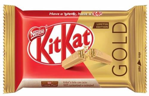 Foto KIT KAT GOLD OBLEA NESTLE 41.5 GR de