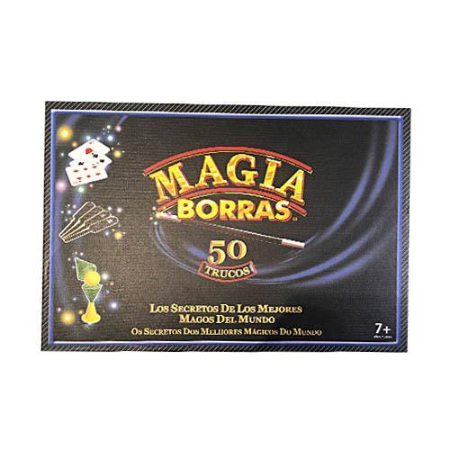 Foto JUEGO DE MAGIA 50 PZAS 7 / AÑOS CJA REF 24047 de