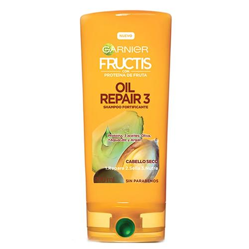 Foto ACONDICIONADOR OIL REPAIR 3 FRUCTIS 200ML FCO de