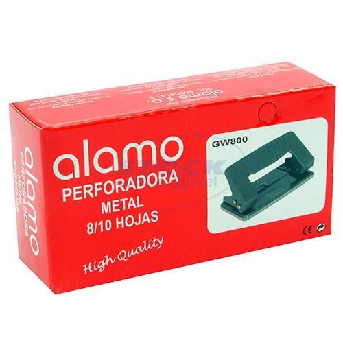 Foto Perforadora2 AGUJEROS 8.10 HOJAS ALAMO  de
