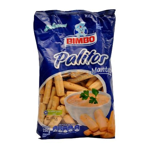 Foto PALITOS A LA MATECA 250GR BIMBO PAQ de