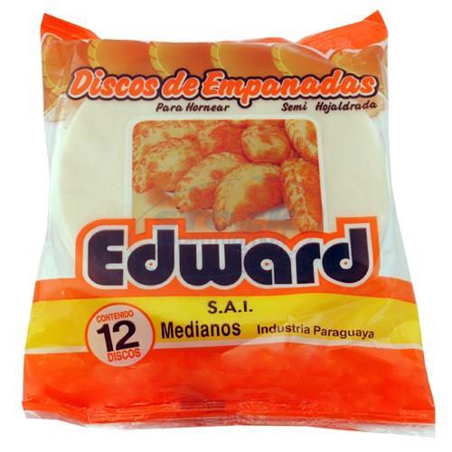 Foto DISCO PARA EMPANADA HORNO EDWARD 12 UN de