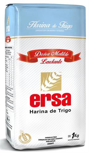 Foto HARINA DE TRIGO LEUDANTE ERSA 1KG de