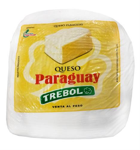 Foto QUESO PARAGUAY TREBOL 1 KG de