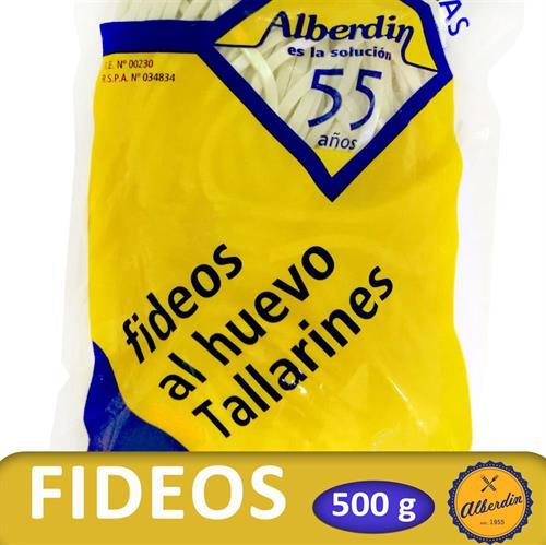 Foto FIDEOS FRESCOS ALBERDIN 50 de