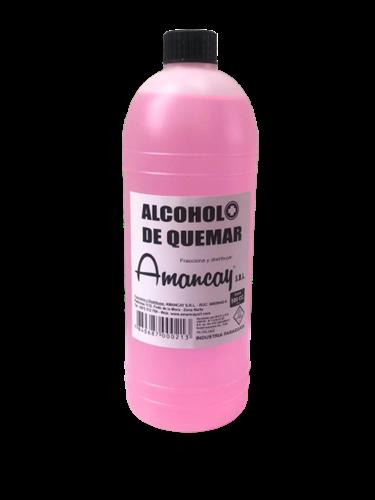 Foto ALCOHOL DE QUEMAR AMANCAY 500ML de