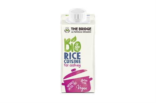 Foto BEBIDA BIO RICE CUISINE 200ML THE BRIDGE TETRA de