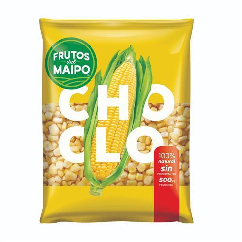 Foto CHOCLO E/GRANOS 500GR FRUTOS DEL MAIPO PAQ de
