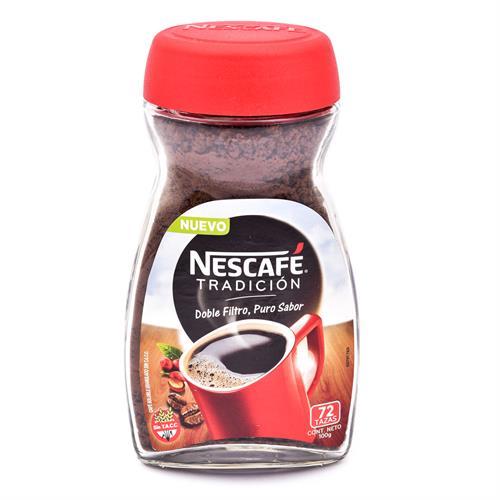 Foto CAFE NESCAFE FRASCO 100 GR NUEVA PRESENTACION de