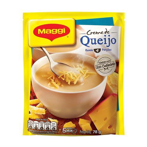 Foto SOPA CREMA MAGGI DE QUESO de