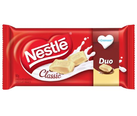 CHOCOLATE CLASSIC DUO NESTLE 90GR