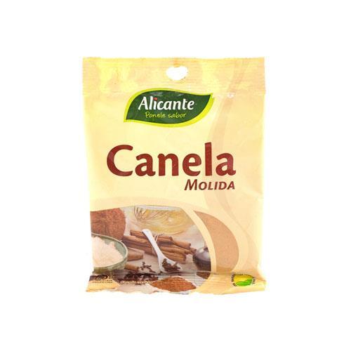 Foto CANELA MOLIDA ALICANTE 25GR PLAST de