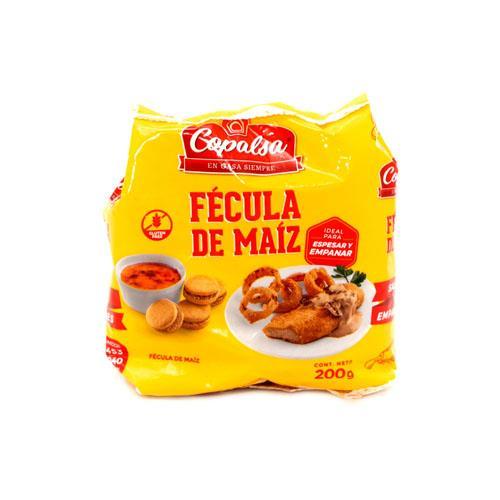Foto FECULA DE MAIZ COPALSA 200GR PAQ de