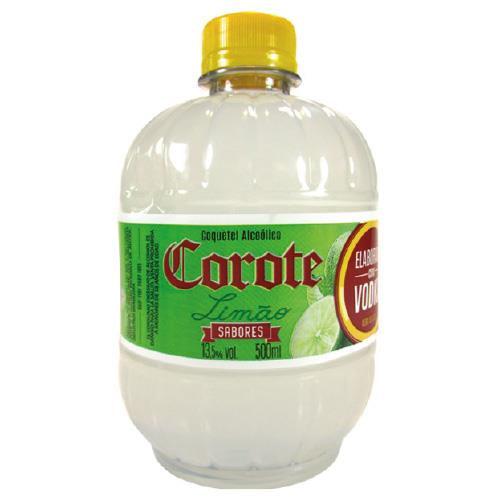 Foto COCTEL SABOR LIMON COROTE 500ML PET de