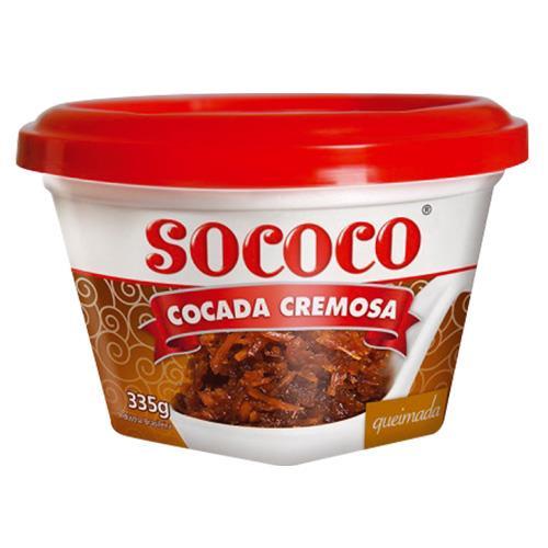 Foto DULCE D/COCO QUEMADO 335GR SOCOCO POT de