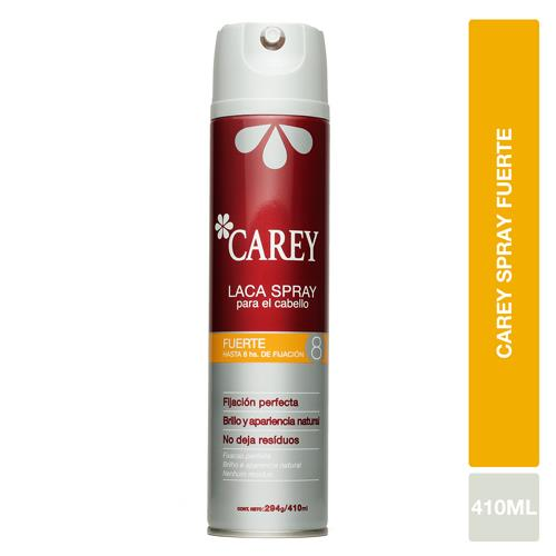 Foto LACA SPRAY FUERTE CAREY 410ML de