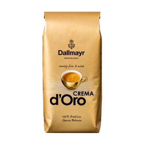 Foto CAFE EN GRANOS D.ORO CREMA DALLMAYR 1Kg de