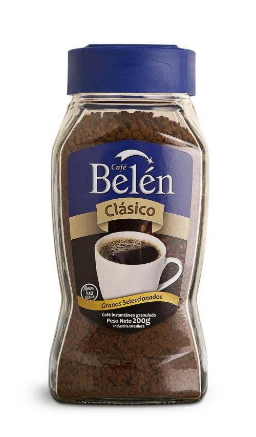 CAFE INSTANTANEO CLASICO BELEN 200gr