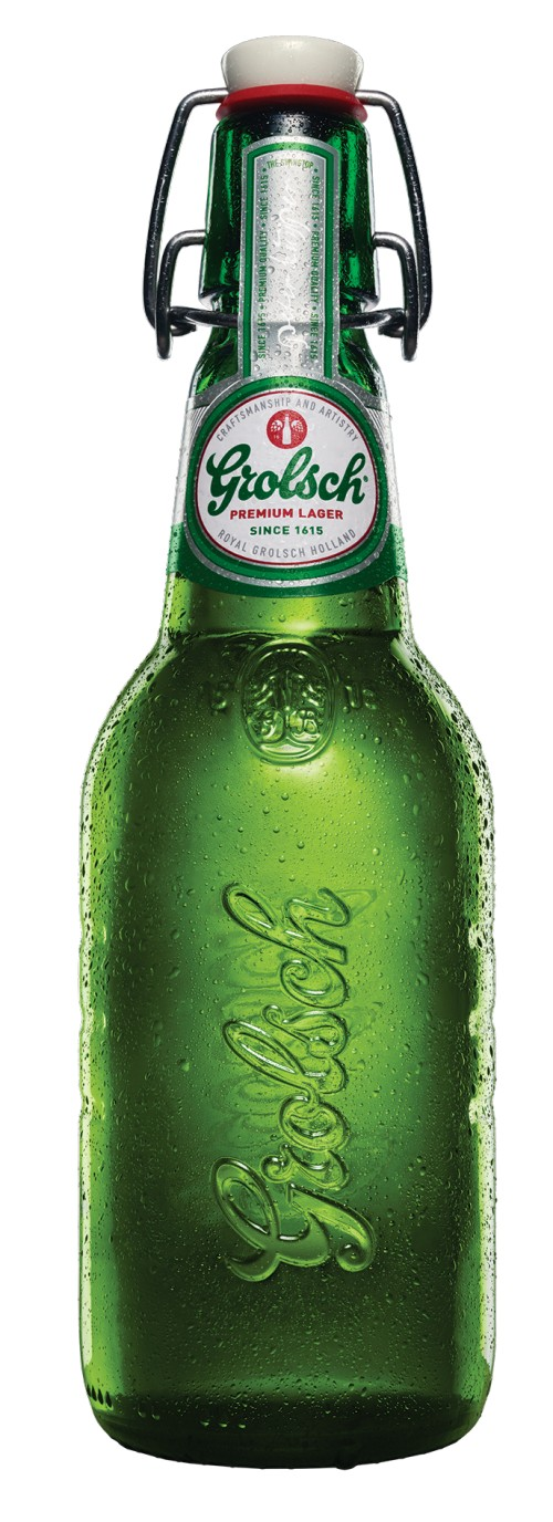 CERVEZA GROLSCH 450ml
