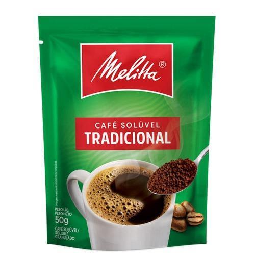 Foto CAFE SOLUBLE TRADICIONAL MELITTA 50GR de