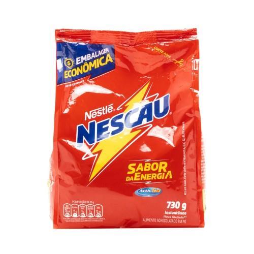 Foto CHOCOLATE EN POLVO NESCAU 730GR de