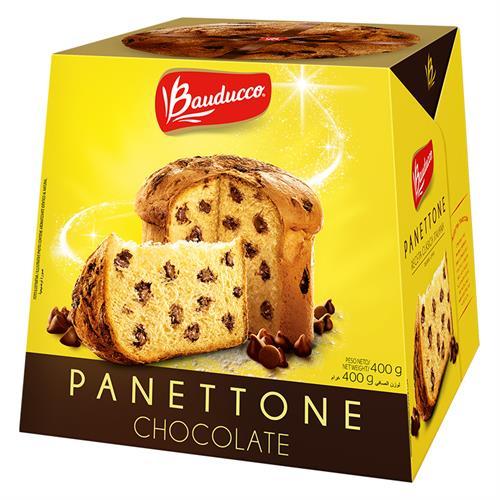 Foto PANETTONE CON CHOCOLATE BAUDUCCO 400GR de